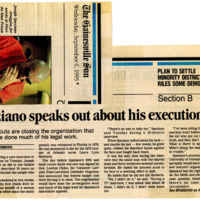 Spaziano speaks out about his execution